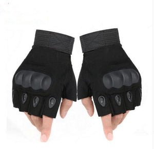 Military Tactical Half Finger Gloves
