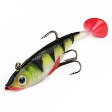 Load image into Gallery viewer, 5pcs Soft Lure Artificial Bait