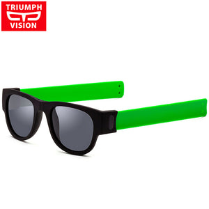 Wrist Snap Sunglasses for Women and Men