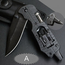 Load image into Gallery viewer, Multi-Function Folding Knife
