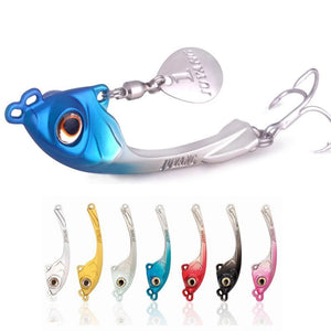 Evolutionary Spinner Bait