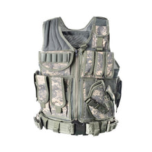 Load image into Gallery viewer, Military Tactical Vest Camouflage Vest