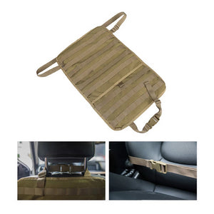Tactical Car Seat Organizer
