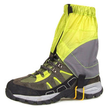 Load image into Gallery viewer, Waterproof Trekking Gaiters Shoe Protection