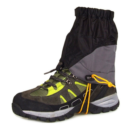 Waterproof Trekking Gaiters Shoe Protection