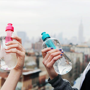 Vibrant Purify H2O Bottle
