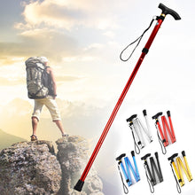 Load image into Gallery viewer, Foldable Hiking stick