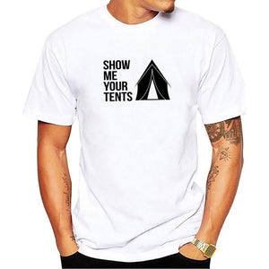 Show Me Your Tents Design 5 - Men