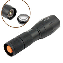 Load image into Gallery viewer, 1000 Lumens LED Tactical Flashlight