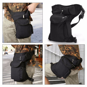 Tactical Drop Leg Bag