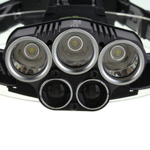 5 LED USB Rechargeable Headlight
