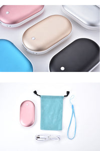 5200mAh USB Electric Hand Warmer & Power Bank