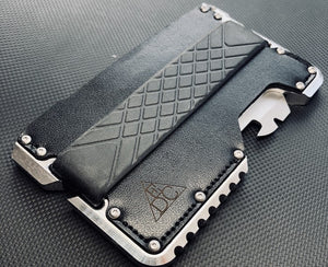 Dark Steel Tactical Wallet