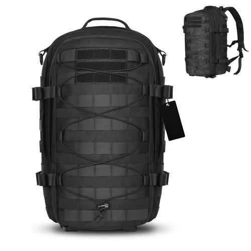 Black ICE Tactical Backpack