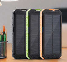 Load image into Gallery viewer, Solar Charge Power Bank