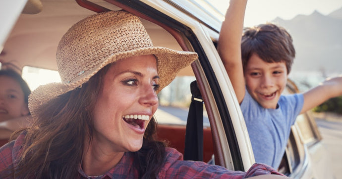 How to Get Your Kids Excited About a Big Roadtrip