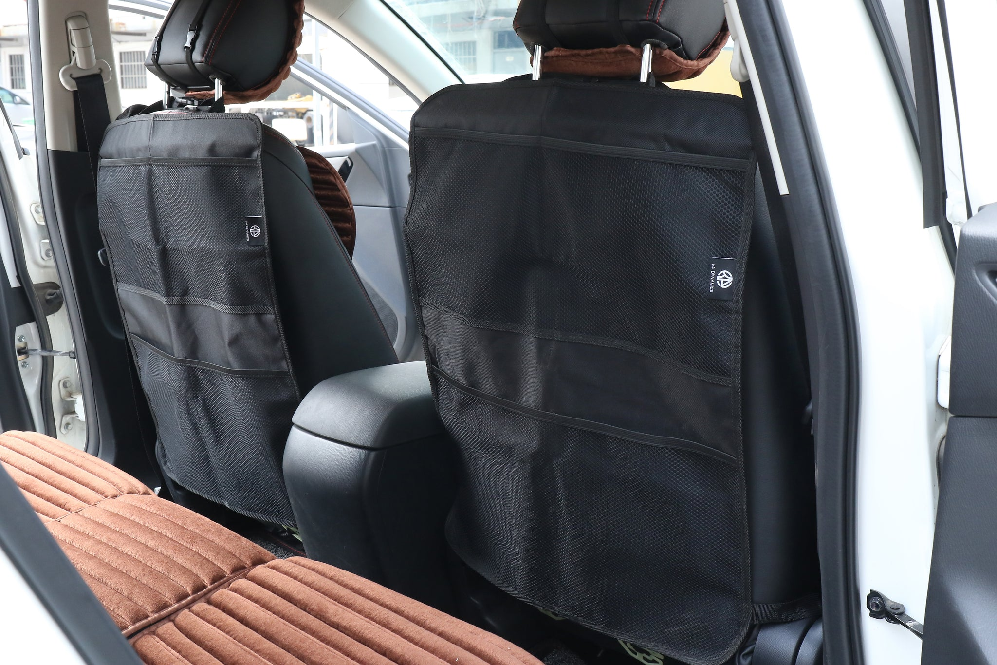 Backseat Car Organizer For Kids Save Your Seats From Little Feet
