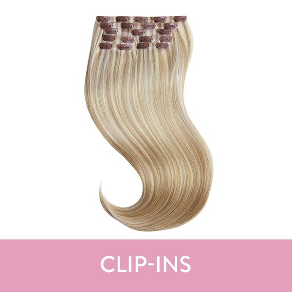 Clip In Hair Extensions Glam Seamless Professional