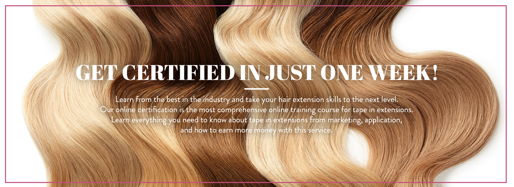 Become Certified Glam Seamless Professional