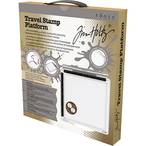 Tim Holtz - Travel Stamp Platform - 1711E