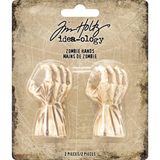 Tim Holtz Halloween 2018 Idea-Ology Mini Zombie Hands