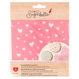Sweet Sugarbelle - Cookie Decorating Tools -  Stencils - Heart & Doily