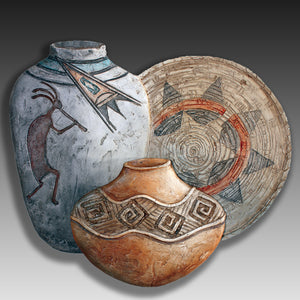 2009 Kokopelli Baskets