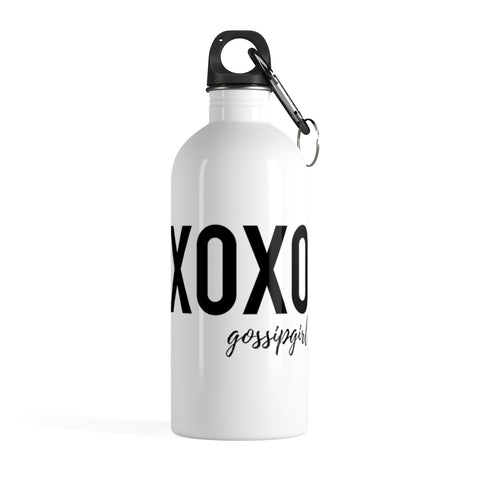 XOXO. Stainless Steel Water Bottle