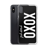 XOXO iPHONE CASE