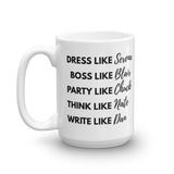 DO IT LIKE. MUG