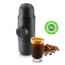 Mini Handheld Portable Pressure Espresso/French Press Coffee Maker