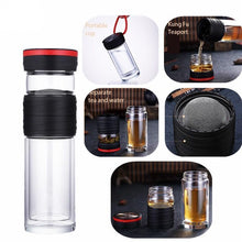 VOYAGER All-in-One Tea Tumbler