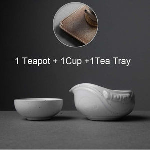 TEA FOR ONE Vintage Quick Cup