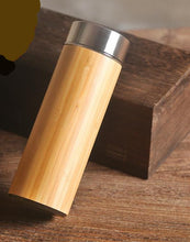 SteelWood Bamboo & Stainless Steel Tumbler