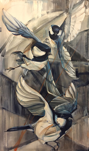 Chickadee Formation 36x60""