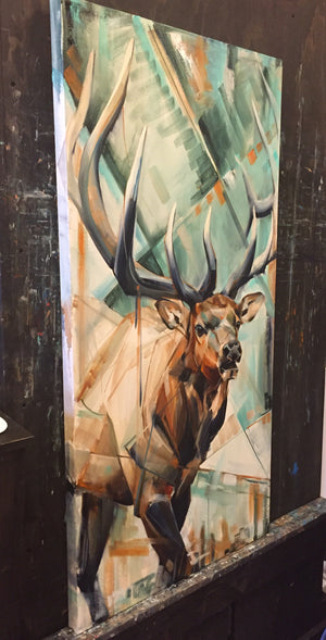 "24x48"" Rocky Mountain Monster"