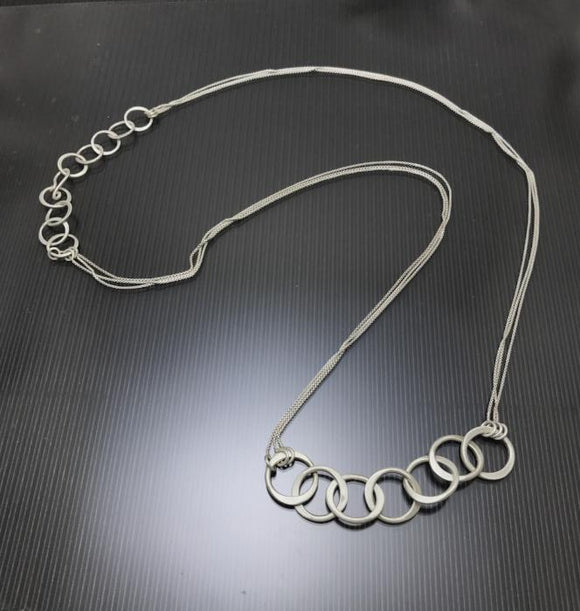 Necklace,- Silver Jewelry