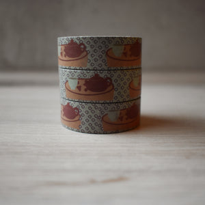 Tea Tray Washi Tape