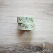Peony Floral and green leaf Gaiwan