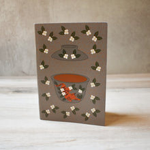 Thorny Heart Gaiwan Sticky Note