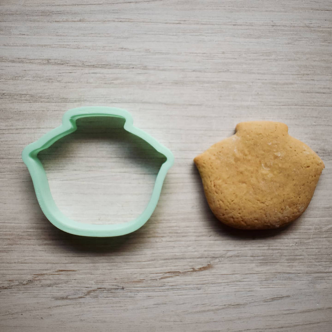Gaiwan Cookie Cutter