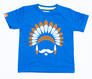 Chief- The quirky Indian Tee