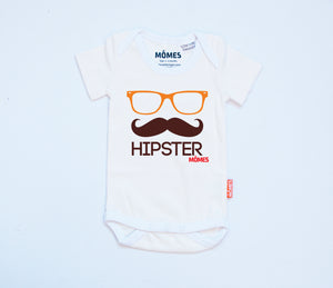 Duke Jr. - HIPSTER  onesie