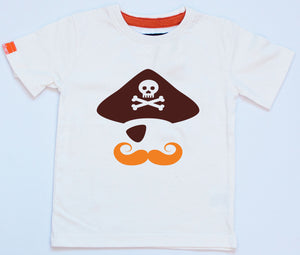 Jean-Paul- The fearless pirate Tee