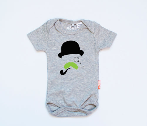 Sir Charles Jr. onesie