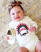 Chief Jr- The quirky Indian onesie
