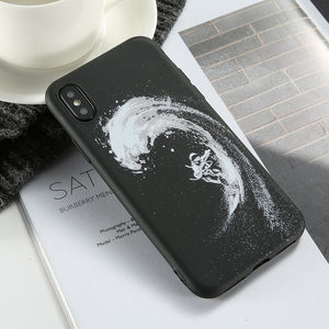 KISSCASE Cute Phone Case For Samsung Galaxy A7 2018 A8 A9 A50 Stars Space Cover For Samsung J3 J5 J7 A3 A5 A7 2017 2016 Case A6s