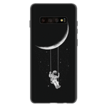 Space Planet Moon Star Case For Samsung Galaxy S20 FE Ultra S10 S8 S9 Plus S6 S7 Edge A11 A21S A30 A31 A41 A50 A51 A70 A71 Cover