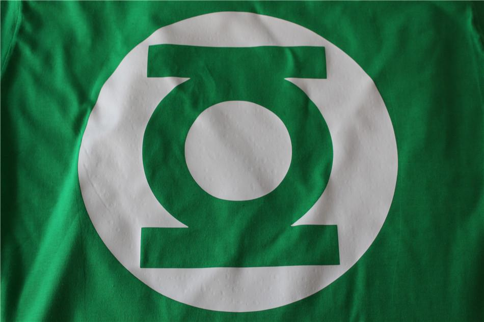 The Big Bang Theory - Green Lantern