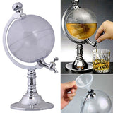 Globe Style Novelty Fill Up Gas Pump Bar Drinking Alcohol Liquor Dispenser - Theeasycooking